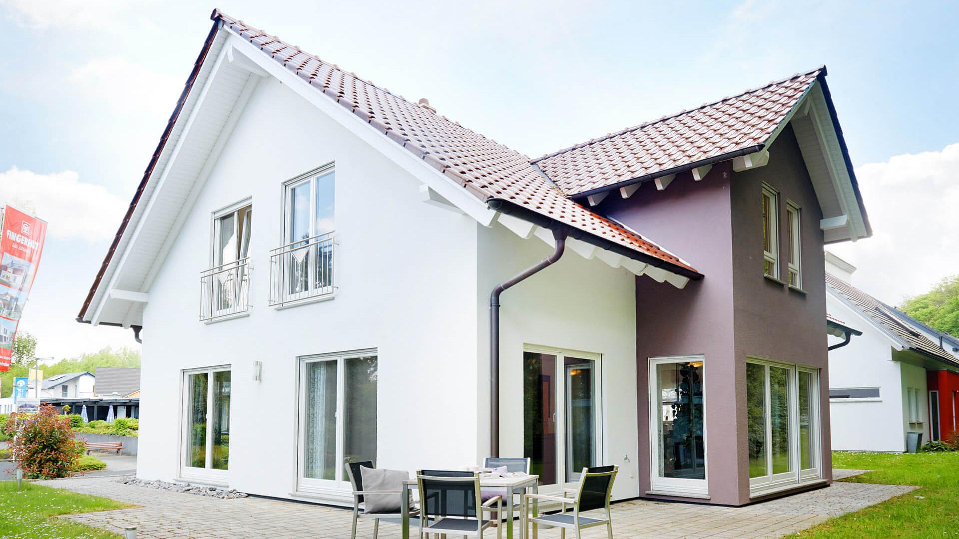 Musterhaus in Bad Vilbel | Fertighäuser von FINGERHUT